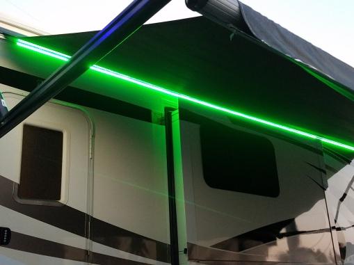 Boogie Lights in Green